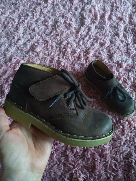 Ботинки, черевики шкіряні Польща