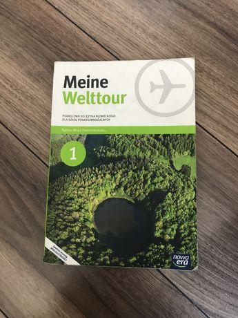 Podręcznik Meine Welttour 1 niemiecki