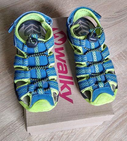 Кроссовки-босоножки спортивные Walky 28р (как Sprandi)