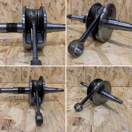 Коленвал на скутер honda dio zx AF34 35 щеки 34 мм Хонда дио зх