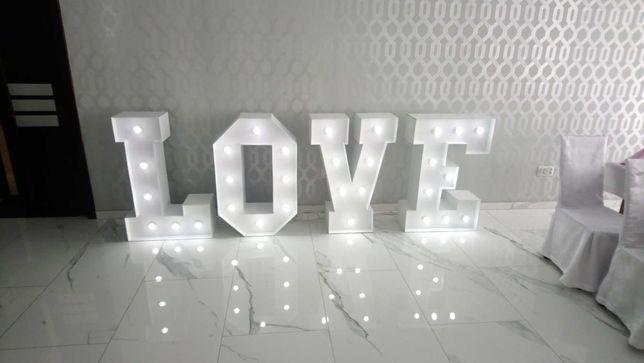 Napis Love sprzedam