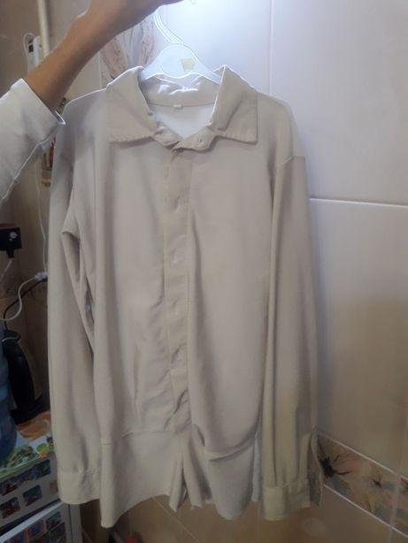 Комбідрес сорочка-рубашка
