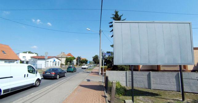 Billboard tablica reklamowa bilbord do wynajęcia OSTRÓW WIELKOPOLSKI