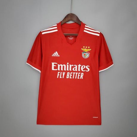 Benfica Camisola Principal 21/22