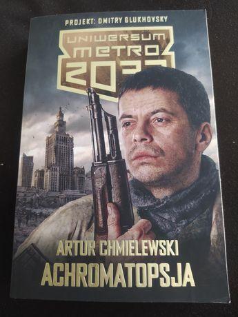 Artur chmielewski ARCHOMATOPSJA Uniwersum metro 2033