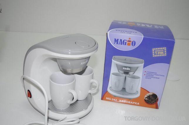 кофеварка MAGIO 342