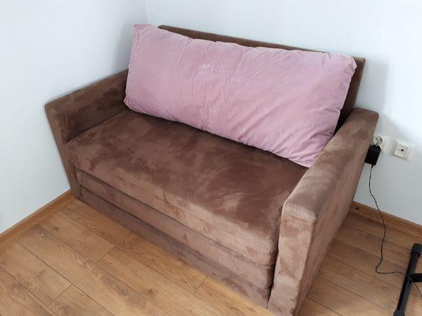Sofa 2 kanapa rozkładana łóżko