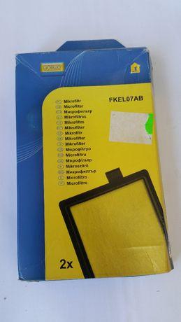 Mikrofiltr typ FKEL07AB do odkurzaczy