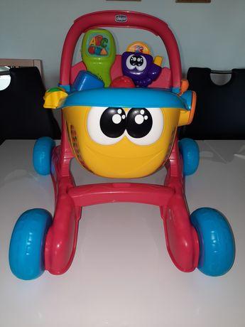 Pchach wózeczek Chicco