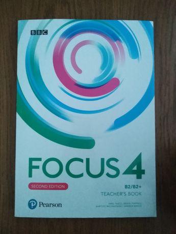 Focus 4 second edition książka nauczyciela