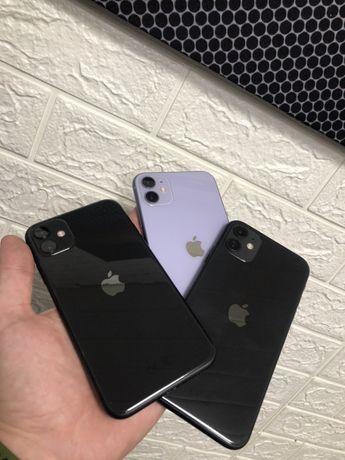 Продам Айфон Apple iPhone 11 64Gb black purple оригинал весь комплект