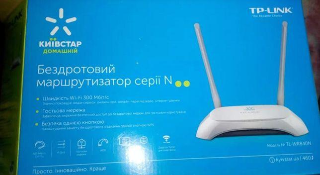 Wi-Fi роутер Tp-Link 840