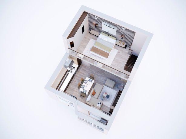 Продам двухуровневую квартиру в ЖК Family 2