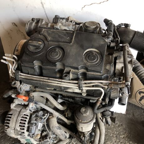 Двигун caddy кадди BLS 1.9 мотор двигатель
