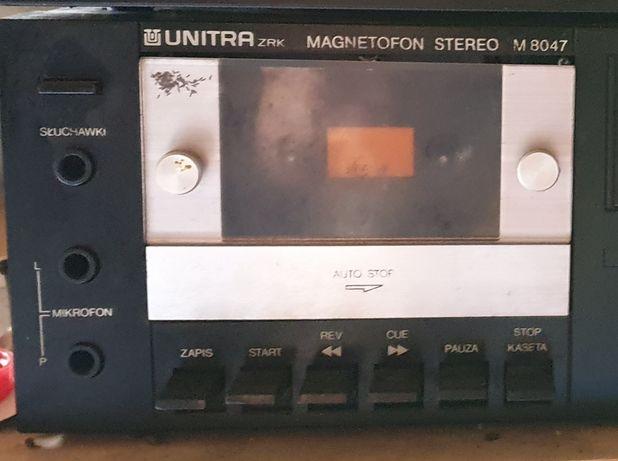 Unitra magnetofon stereo m8047  Fonica