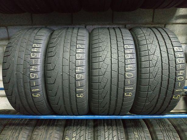 Різноширокі шини 245/45R19 i 275/40R19 PIRELLI