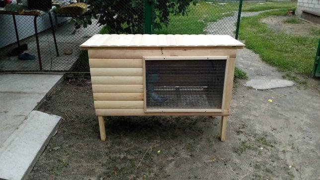 Виготовлю клітку будку для домашнього улюбленця (кролика собаки)