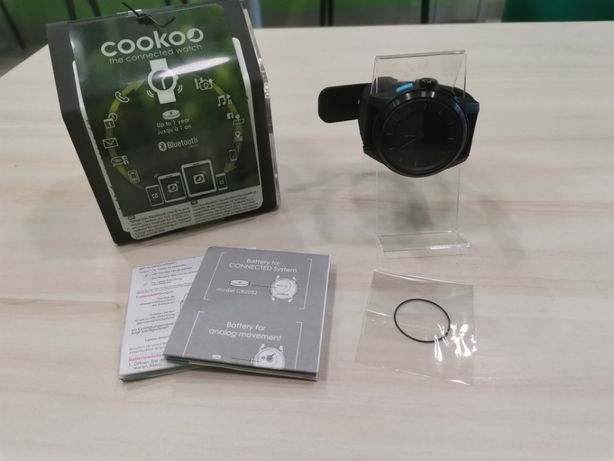 Zegarek Smartwatch COOKOO IOS BT 4.0 / KOMPLET