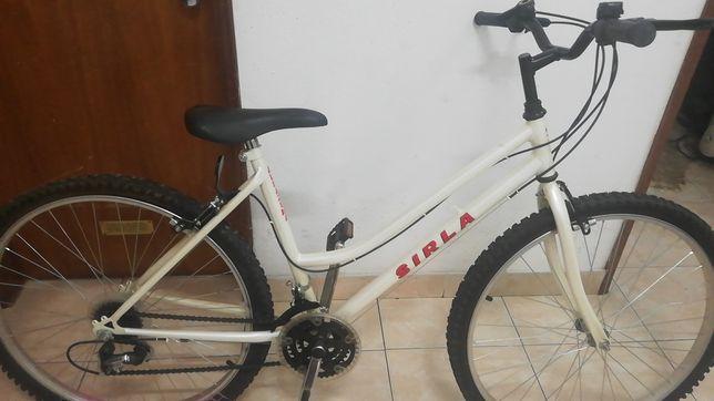 Bicicleta SIRLA branca