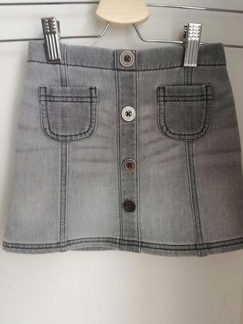 Spódnica Next 98 jeans