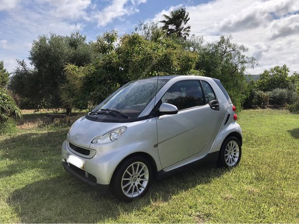 Smart fortwo 451 1.0t passion 84 cv