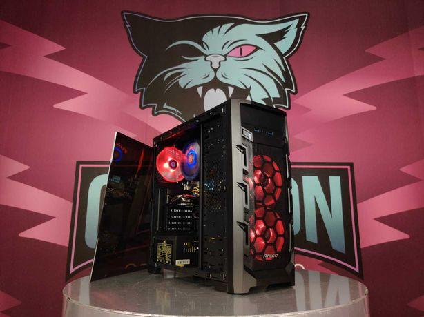 Игровой компьютер пк AMD 6 ядер ССД 120 16 гб опер. 2 гб ВИДЕО