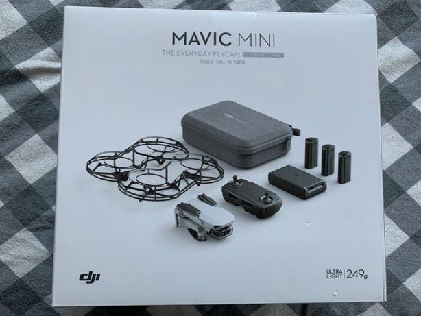 jak nowy Dron DJI MAVIC Mini COMBO 3 baterie + 4 filtry ND + gwarancja