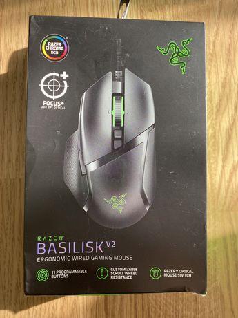 Игровая мышь Razer Basilisk V2 Black