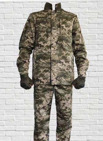 Форма Костюм ДЕМИСЕЗОН камуфляж военный армейский Пиксель ВСУ,ЗСУ мм14