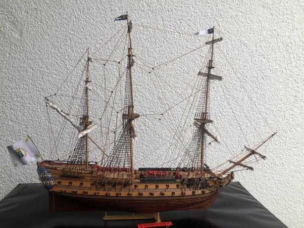 "Model plastikowy okrętu ""Glorieux"""