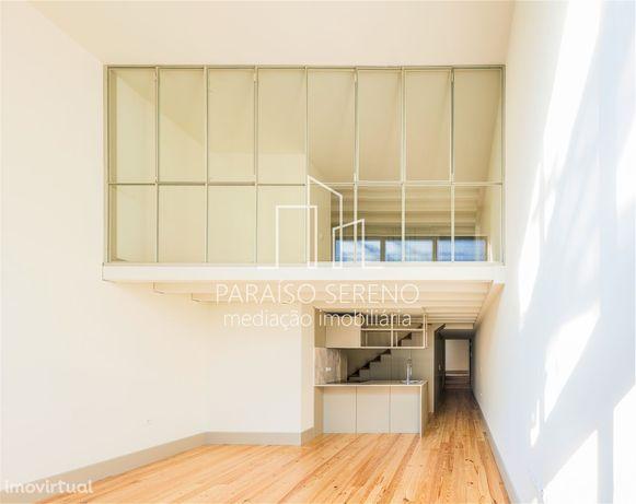 Apartamento T2 duplex novo Porto
