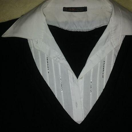 Tunika bluzka ciążowa ciąża M/L