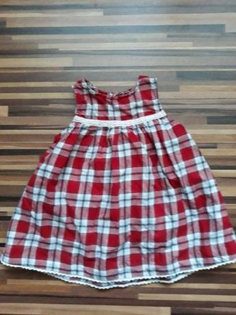 Sukieneczka H&M 74 6-9 mies