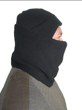 Универсальный аксессуар Балаклава баф лыжный капюшон флисовый маска