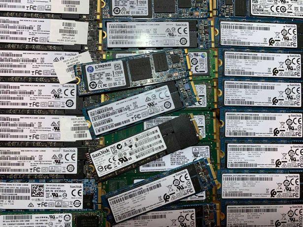 SSD M2 SATA 120 - 128 GB 2280 | Samsung | Hynix | Toshiba | SanDisk |