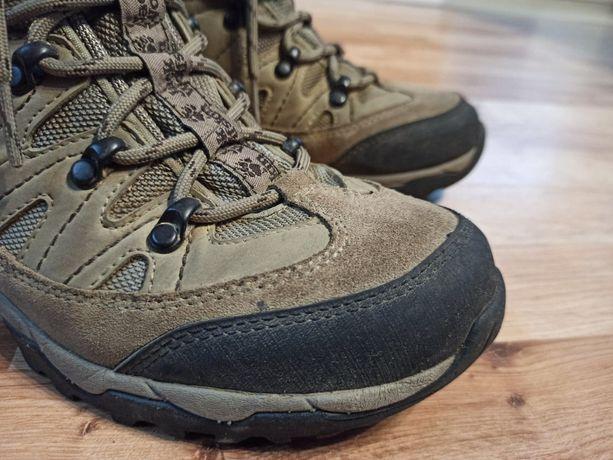 (pr.nowe)Buty trekkingowe / górskie z membraną gore-tex Jack Wolfskin