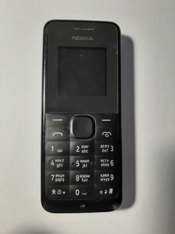 Продам бу мобильный телефон Nokia 105 черный