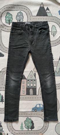 Spodnie Jeansowe ciemne