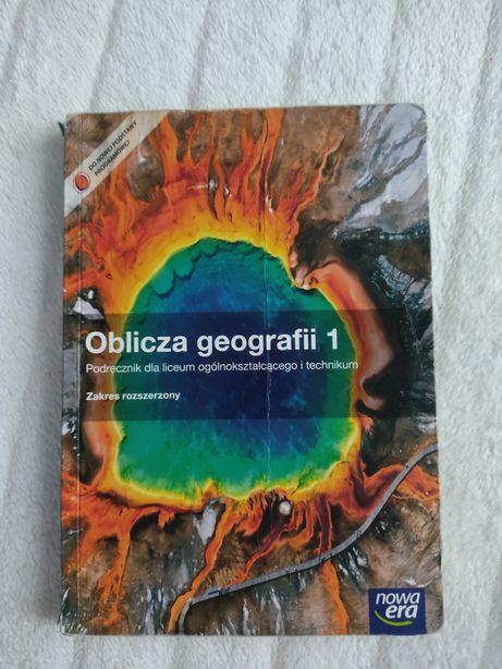 Podręcznik Oblicza geografii 1 zakres rozszerzony