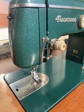 Немецкая Швейная машинка Naumann 80