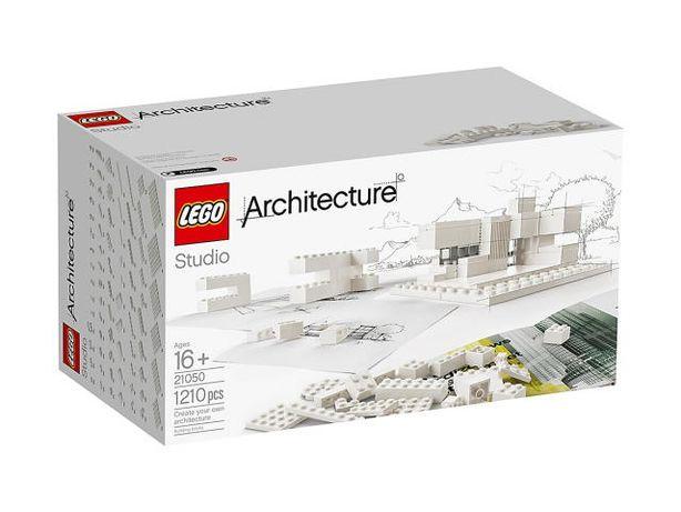 LEGO Architecture 21050 Studio NOWE
