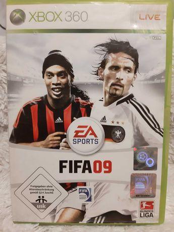 Gra Fifa 09 na xbox360