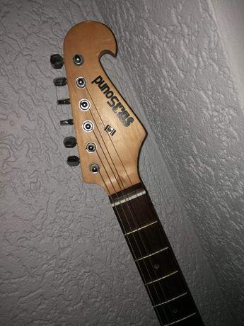 Gitary elektryczne z zmacniacz