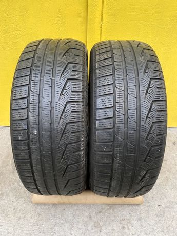 Резина Шини R17 245 55 Зима Pirelli с Германии Шины