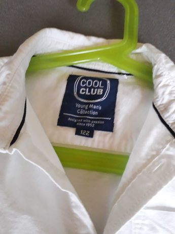 Koszula biala roz.122 Cool Club