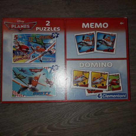 Puzzle x 2, Nemo, domino