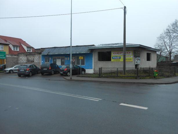 Sprzedam budynek usługowo-mieszkalny w budowie w Drezdenku