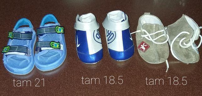 3 pares de Calçado menino