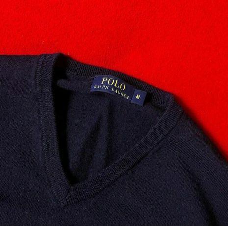 Свитер Polo Ralph Lauren. Шерсть 100 %. Идеал!.