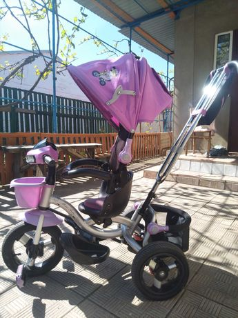 Детский 3-х колесный велосипед Mini Trike